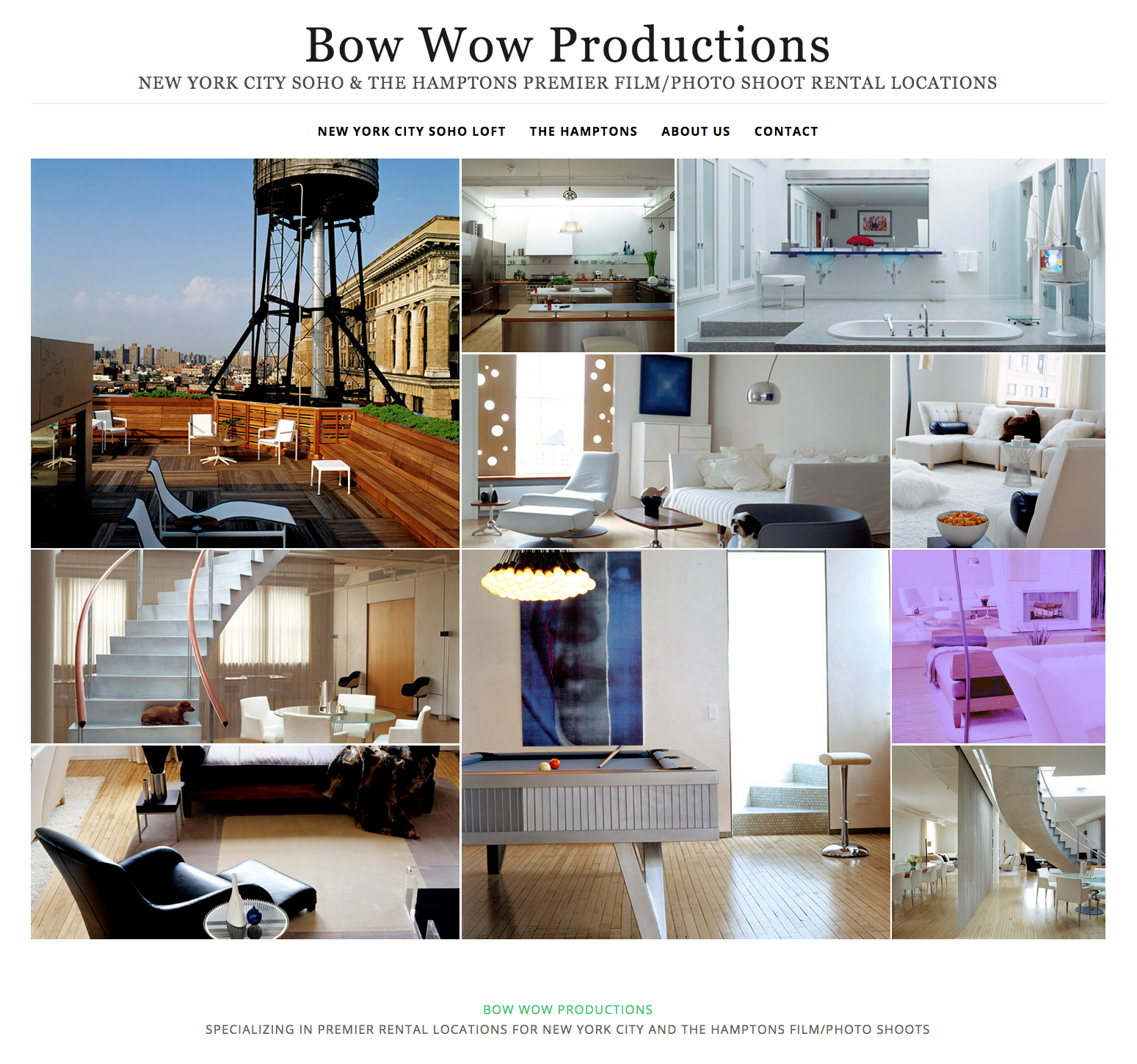 Bow Wow Productions